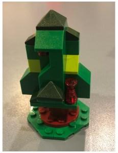 Lego Challenge: Build a Christmas Tree