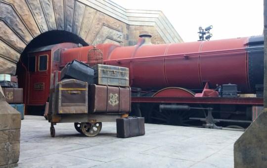 Universal Studios Theme Parks Harry Potter