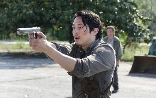 Glenn Rhee The Walking Dead Season 6