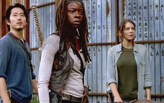 East The Walking Dead