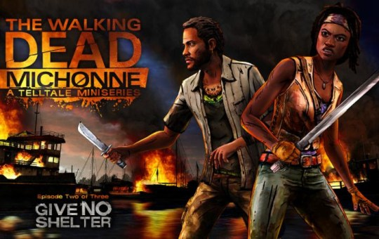Michonne Give No Shelter