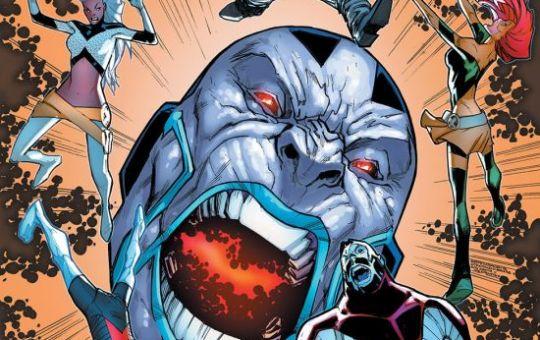Extraordinary X-Men Apocalypse Wars