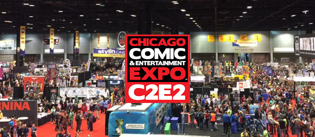 Image result for c2e2 chicago 2017