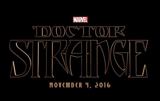Doctor Strange MCU Logo