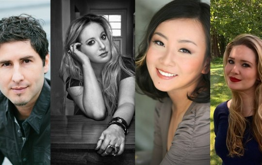 DC Young Adult authors