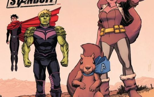 New Avengers Issue 11 pic title