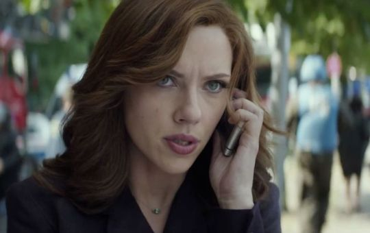 Scarlett Johansson Captain America: Civil War women Black Widow Scarlett Johansson