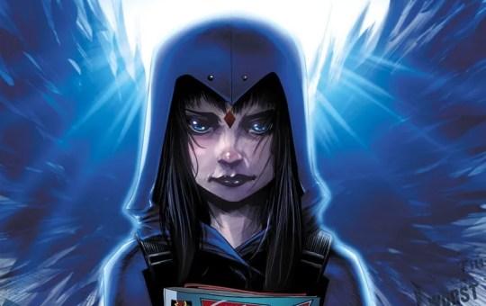 DC Comics Raven Issue 1 Rebirth