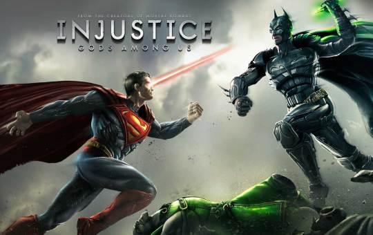 Injustice Gods Among Us Injustice 2