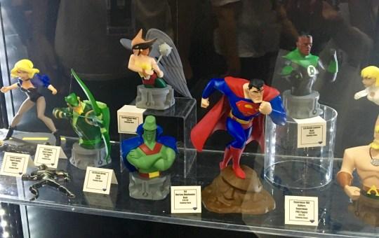 Diamond Select Toys Comic-Con 2016 DC
