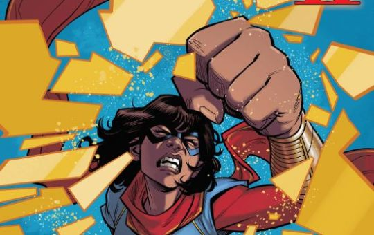 Ms Marvel Issue 11 Civil War II Kamala Khan