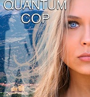 The quantum Cop by Lesley L Smith Cover