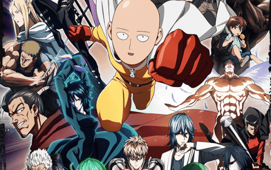 one punch man anime the geekiary new briefs