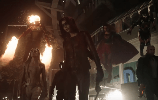The CW Invasion crossover event