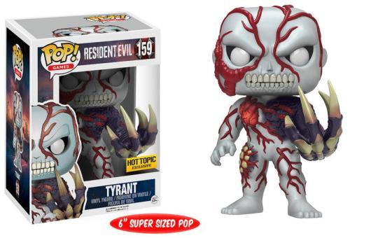 Tyrant Resident Evil Funko