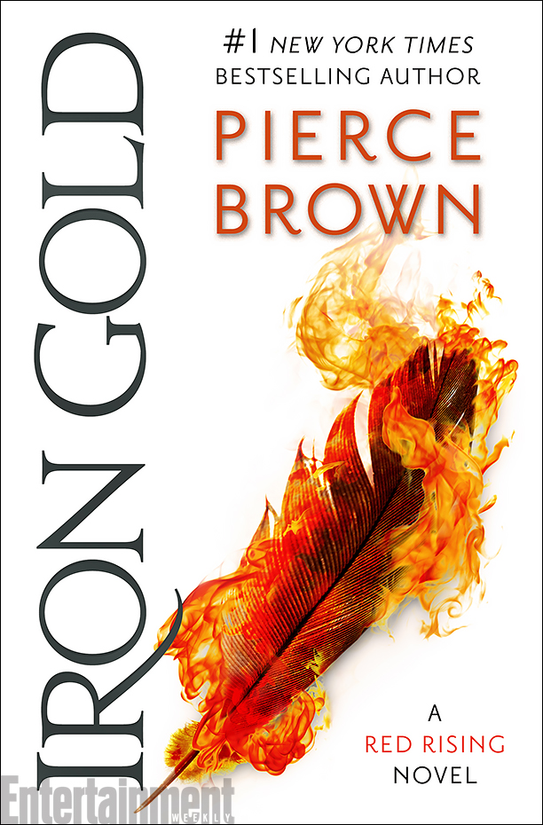 Image result for iron gold pierce brown