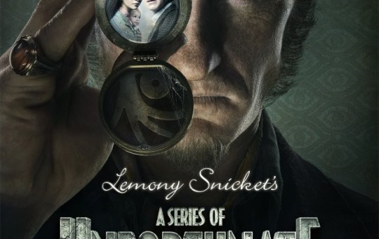 Lemony Snicket A Series of Unfortunate Events Netflix