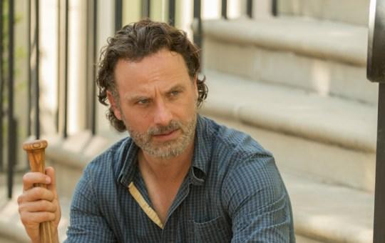 The Walking Dead Rick Grimes Season 7