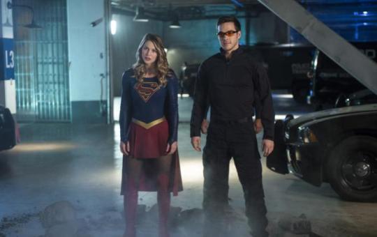 We Can Be Heroes, Supergirl, Kara & Mon-El