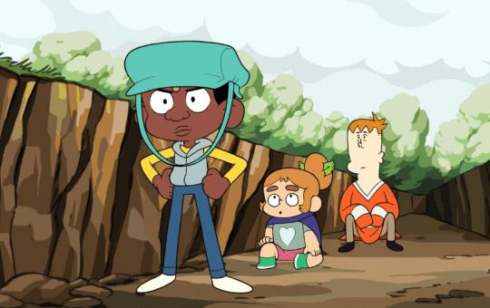 Craig of the Creek Cartoon Network