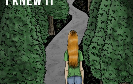 My Life As I Knew It Peri June author