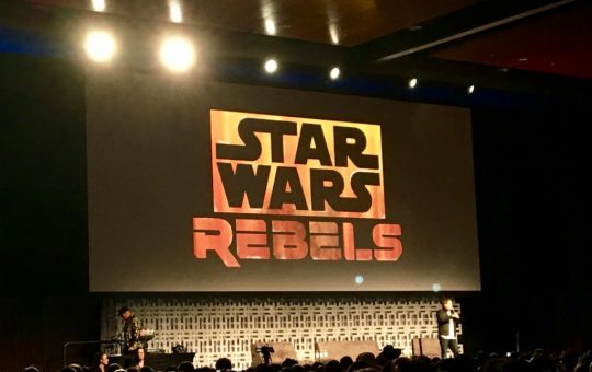 Star Wars Rebels SWCO Star Wars Celebration
