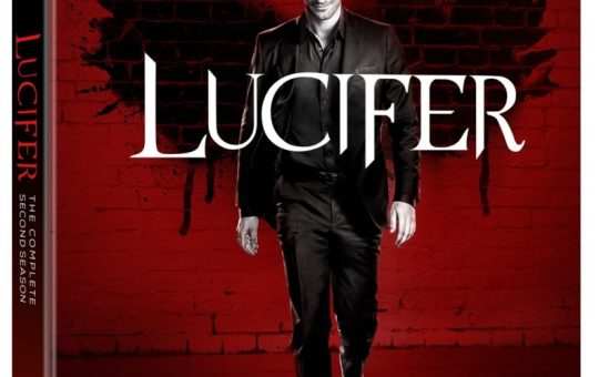 Lucifer the complete season 2 DVD Warner Bros Home Entertainment Release Lucifer season 2