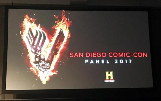 vikings takeover sdcc 2017