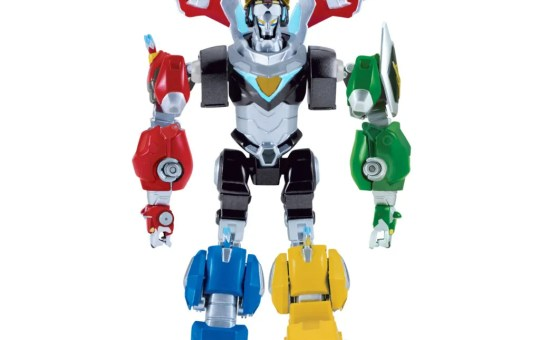 Voltron Metal Defender Combined Lions Playmates Toys