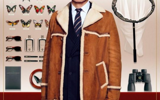 Harry Hart Kingsman The Golden Circle Character Poster