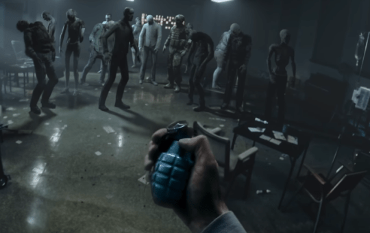 The Walking Dead AR game Our World AMC