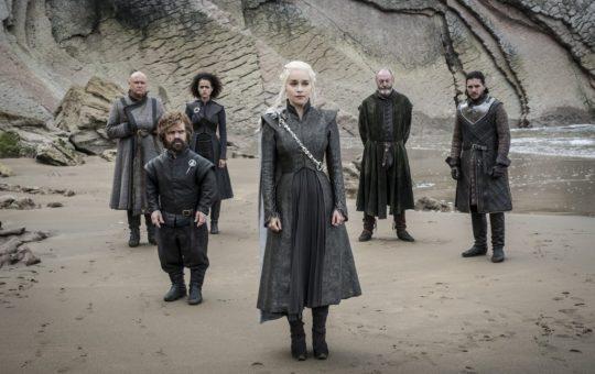hbo the spoils of war game of thrones daenerys tyrion jon missendei davos varys