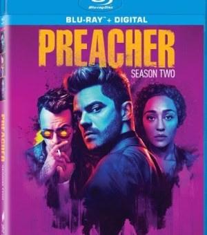 Preacher Season two Blu-ray DVD