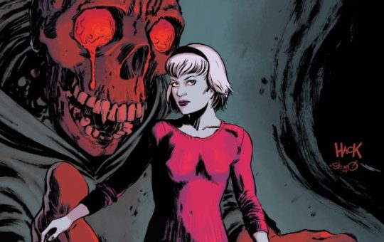 Chilling Adventures of Sabrina The CW Archie Riverdale