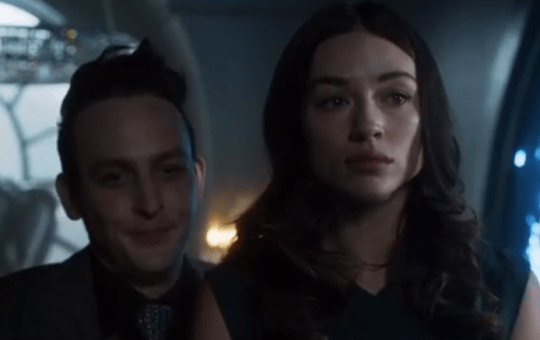 Gotham S4 ep 4 review The Demon's Head