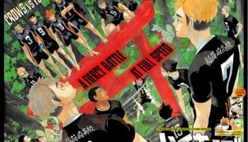 No Haikyuu Season 4 in 2017? - The Geekiary