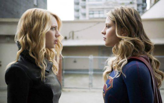 Supergirl Triggers Psy Kara