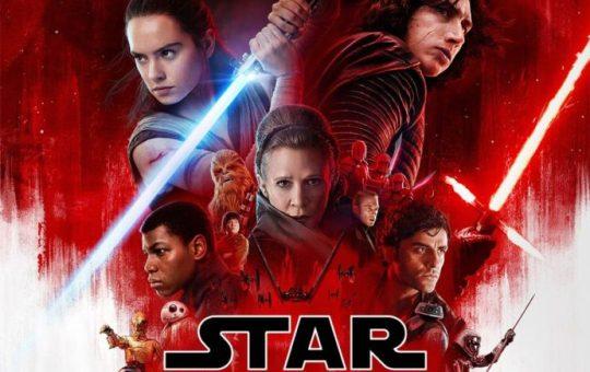 Star Wars the last jedi trailer kylo ren rey