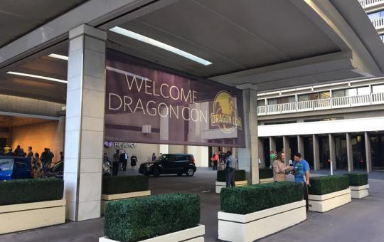 2017 conventions dragon con the geekiary