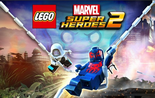 LEGO Marvel Superheroes 2 review