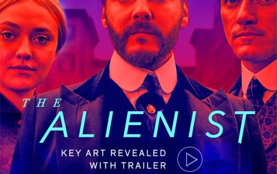 The Alienist key art new trailer TNT Luke Evans Dakota Fanning