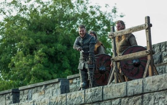 the prisoner vikings ivar the boneless