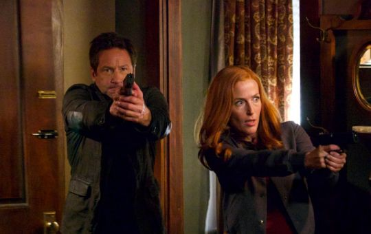 this the x-files fox mulder dana scully