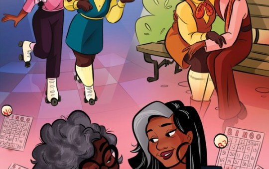 Bingo Love Tee Franklin review Image Comics