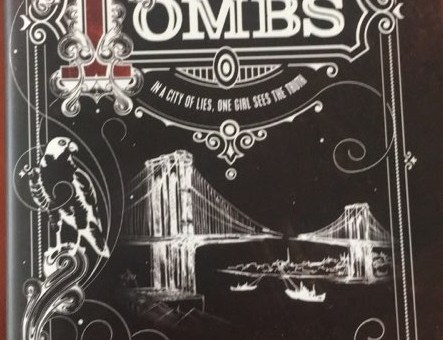 The Tombs Front cover Deborah Schaumberg