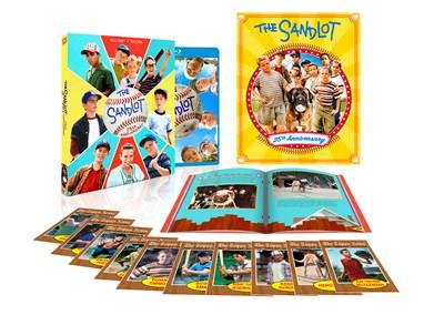 The Sandlot Collector Edition