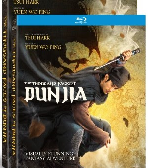 The Thousand Faces of Dunija DVD Blu-ray Release Well Go USA