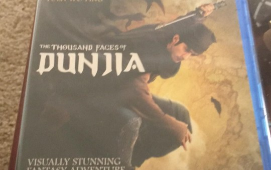 The Thousand Faces of Dunjia Blu-ray Review