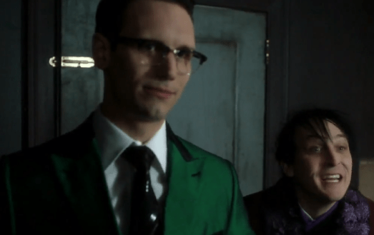 Gotham Season 4 Episode 15 Sinking Ship and Episode 16 One of My Three Soups review