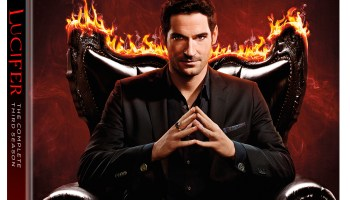 Lucifer Season 3 DVD Review - Two Bonus Episodes And Extra Content!